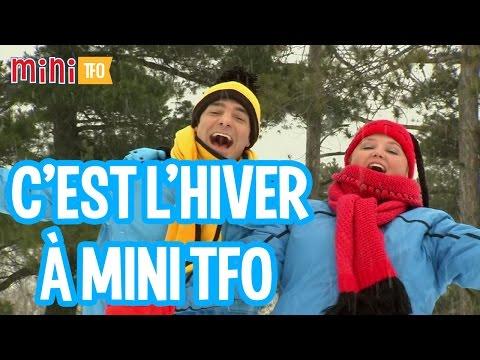 C'est l'hiver à Mini TFO!