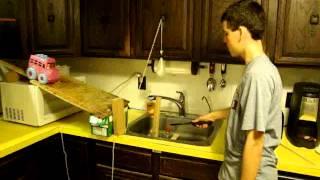 getlinkyoutube.com-Andrew's 8th Grade Rube Goldberg Project - Final