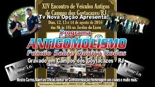 XIV Encontro de Veículos Campos dos Goytacazes-RJ