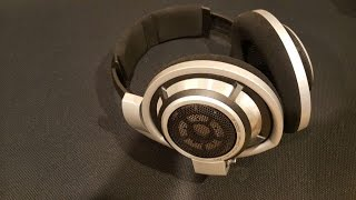 getlinkyoutube.com-Z Review - Sennheiser HD800
