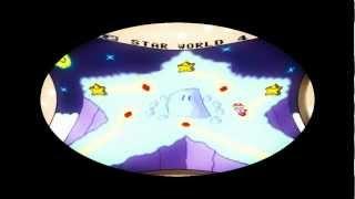 getlinkyoutube.com-Super Mario World - Mundo da estrela - #ZaydonPlays