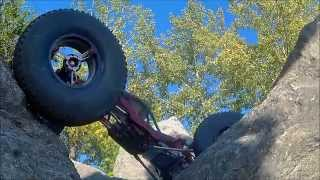 Moa Comp Crawler: RC4WD Bully Tires test 2