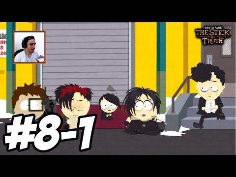 South Park: Stick of Truth Español (Parte 8) - El quest de lo niños góticos! (1/2)
