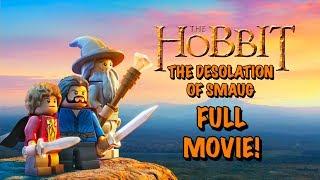 getlinkyoutube.com-Lego The Hobbit The Desolation of Smaug Full Movie!!