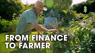 getlinkyoutube.com-Incredible Permaculture Farm Created in Just 3 Years! - From Finance to Farmer
