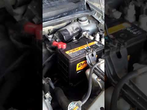 Застучал двигатель 1KR-FE