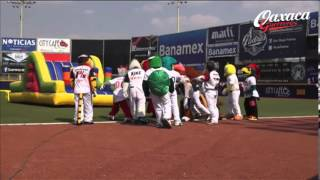 getlinkyoutube.com-Derby de mascotas - Juego de Estrellas 2013