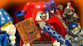 getlinkyoutube.com-LEGO NEXO KNIGHTS THE MOVIE - PART 1 - RISE OF JESTRO