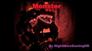getlinkyoutube.com-SFM FNAF Monster By Skillet (Non-FNaF Song!)