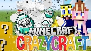 Evil Prank! | Ep 4 | Minecraft Crazy Craft 3.0