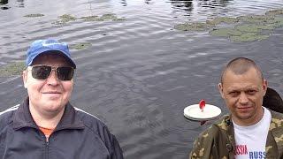 getlinkyoutube.com-Ловля щуки на кружки.The pike fishing on mugs.