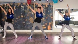 "getlinkyoutube.com-Ricky Martin ""Adios""  Fitness Dance Choreography"