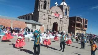 getlinkyoutube.com-FIESTA VIRGEN DE ROSARIO-Llamerada-Unicachi 2016