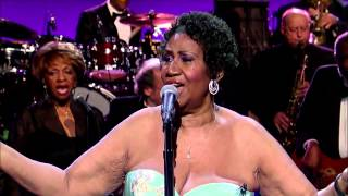 getlinkyoutube.com-Aretha Franklin - Rolling in the Deep / Ain't No Mountain Live Adele Cover Version