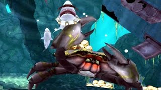 getlinkyoutube.com-Hungry Shark Evolution MEGALODON Android Gameplay #11