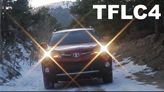 getlinkyoutube.com-2015 Honda CR-V vs Toyota RAV4 Snowy Off-Road Review: The Fast Lane Car Episode # 4