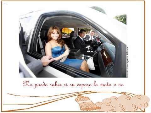 Peña Nieto asesino de Monica pretelini