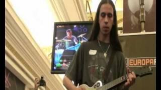 getlinkyoutube.com-Final del Torneo Guitar Hero Europa FM Barcelona