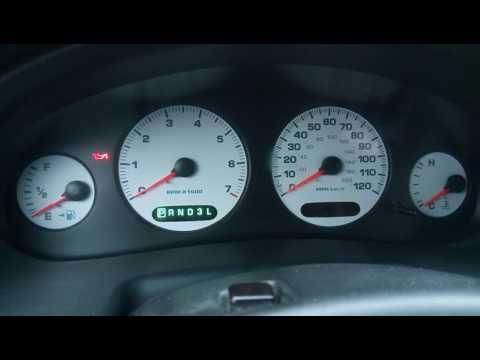 Проверка блока приборов на автомобилях Chrysler, Dodge, JEEP