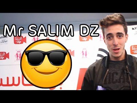 سليم عنون في حفل Mr Salim DZ Podcast Arabia