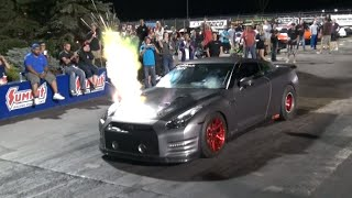 getlinkyoutube.com-You've Never Seen A GTR Like This! 2100HP