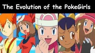 getlinkyoutube.com-The Evolution of the PokéGirls