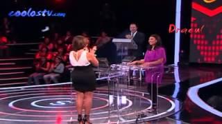 getlinkyoutube.com-Ana Maria Alvarado Culona Falda Negra Apretada HD1080