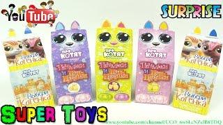 getlinkyoutube.com-Котята печальки и цапцарапки Выбери Котенка Игрушки сюрприз/New Kittens Toys Kinder Surprise
