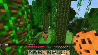 getlinkyoutube.com-Minecraft เอาชีวิตรอดบนต้นไม้ pt. [END]