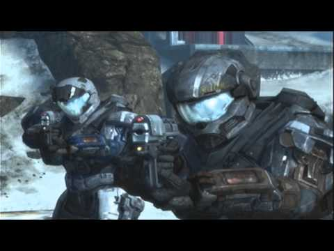 Frostbite - Chapter 8: Tiger In A Cage (Book 1 Finale)(Halo Reach Machinima)