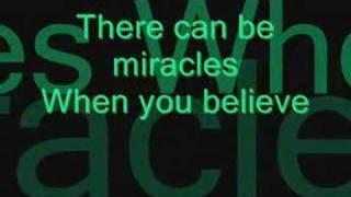 getlinkyoutube.com-When You Believe- Mariah Carey and Whitney Houston
