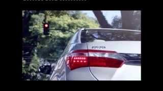 getlinkyoutube.com-TEST TOYOTA COROLLA XE i  10.5.2014