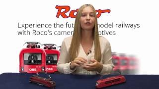 getlinkyoutube.com-Roco Model Train HO Video Camera Locomotives