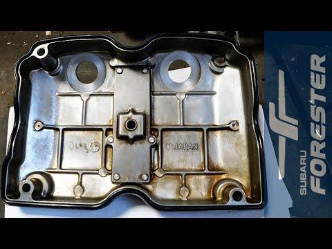 OEM vs SAT. Прокладки клапанных крышек Subaru