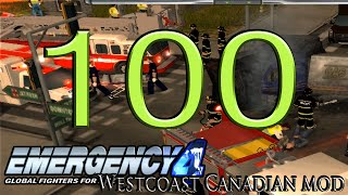 getlinkyoutube.com-Emergency 4| Episode 100| West Coast Canadian Mod