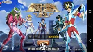getlinkyoutube.com-Saint Seiya online chinês para Android