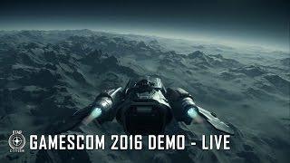 getlinkyoutube.com-Star Citizen: 2016 Gamescom Alpha 3.0 Demo (High Quality)