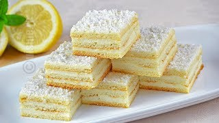 getlinkyoutube.com-Prajitura Alba ca zapada | Snow White Cake (CC Eng Sub) | JamilaCuisine