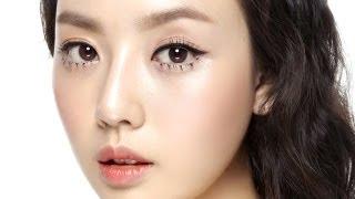 오렌지 틴트 메이크업_Orange Tint Make up