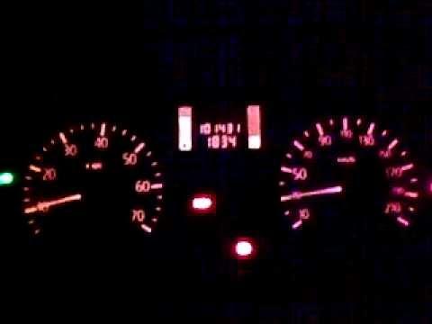 Renault Kangoo signal light STOP and Brake