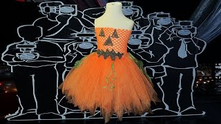 getlinkyoutube.com-How to Make a Halloween Tutu Dress