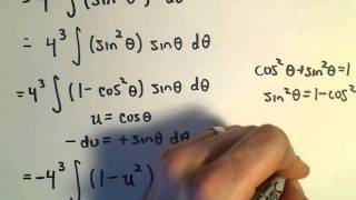 Integrals of trigonometric functions, tan^msec^n, odd m (KristaKingMath) width=