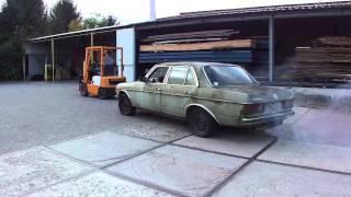 getlinkyoutube.com-starting mercedes 300D