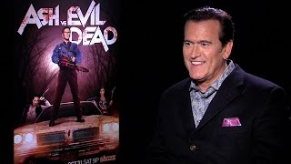 getlinkyoutube.com-Bruce Campbell on Making 'Ash vs. Evil Dead' without the Rights to 'Army of Darkness'