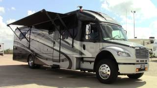 getlinkyoutube.com-New 2015 Dynamax DX3 37RB Class Super C Diesel Motorhome RV -Holiday World of Houston in Katy, Texas