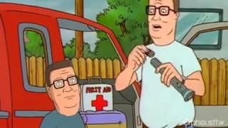 getlinkyoutube.com-YTP: Hank Hill Needs a Winch Block