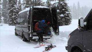 getlinkyoutube.com-OSV Winter Retreat | 170 3500 Mercedes Benz Sprinter