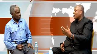 The Army being political and non-partisan with Brig Henry Masiko and Tonny G. Owana on #UBCTV