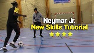 getlinkyoutube.com-Learn Neymar's New Stepover Skill 2017