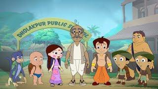 getlinkyoutube.com-Chhota Bheem - Masti Ke Pathshaala | School is FUN